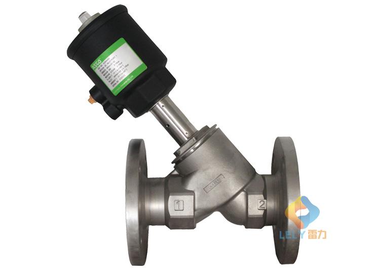 气动控制阀气动系统常见故障