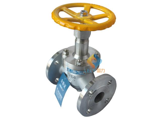 氨用截止阀的工作原理以及使用方法